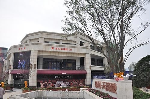 金科·天籁城地产销售中心标识标牌